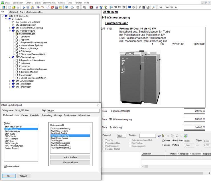 Aaa Software Für Haustechniker Spektrumbau