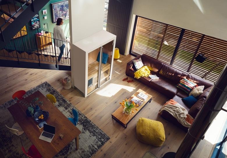 klafs ag spektrumbau. Black Bedroom Furniture Sets. Home Design Ideas